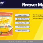 Как качественно восстановить данные – GetData Recover My Files