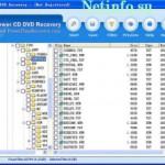 Восстановление данных с DVD — CD/DVD Data Recovery