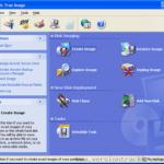 Основные характеристики программы Acronis True Image 8.0
