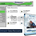 Ontrack EasyRecovery. Обзор утилиты
